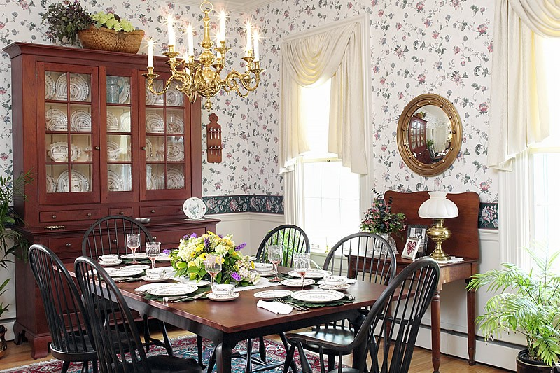FEDERAL DINING ROOM